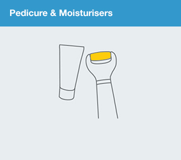 Scholl Pedicure & Moisturisers