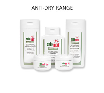 Sebamed Anti-Dry Range