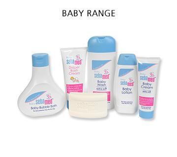 Sebamed Baby Range