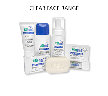 Sebamed Clear Face Range