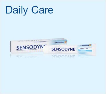 Sensodyne Daily Care