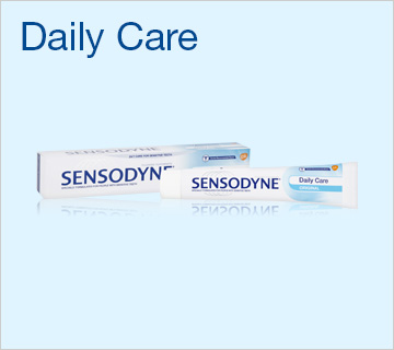 Sensodyne Daily Care