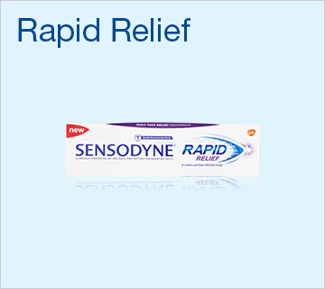 Sensodyne Rapid Relief