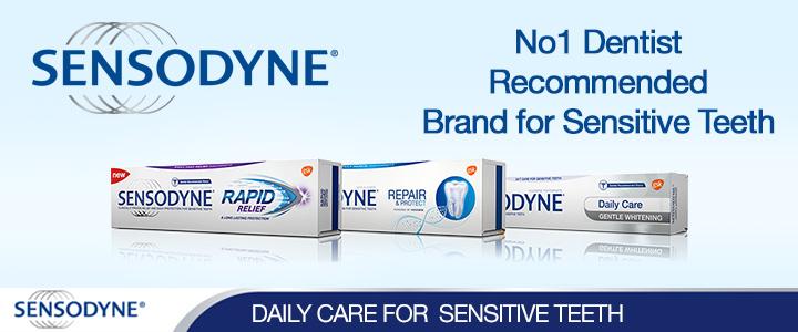 Sensodyne Dental Care