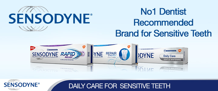 Sensodyne Dental Care
