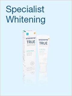 Sensodyne Specialist Whitening