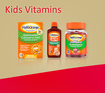 Seven Seas Kids Vitamins