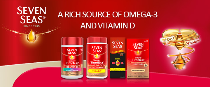 Seven Seas Vitamins & Supplements