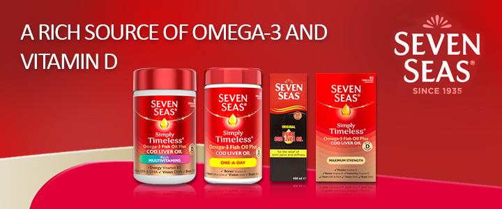 Seven Seas Vitamins & Supplements