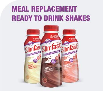 Slim Fast Drinks & Shakes