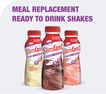 Slim Fast Drinks & Shakes