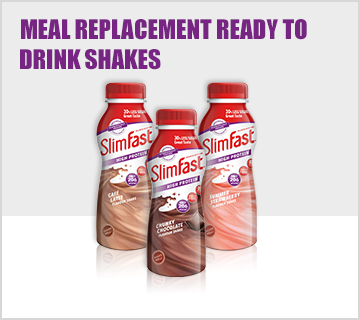 Meal Replacement Ready to Drink Shakes