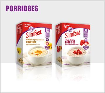 Slimfast Porridges