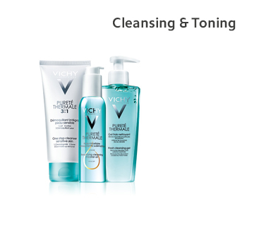 Vichy Cleansing And Toning