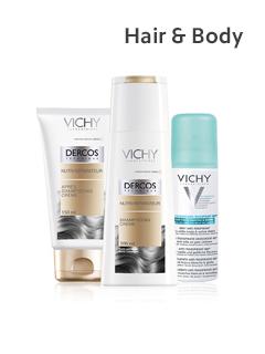 Vichy Hair And Body