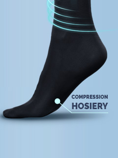 Scholl Compression Hosiery