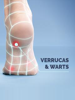 Scholl Verrucas & Warts