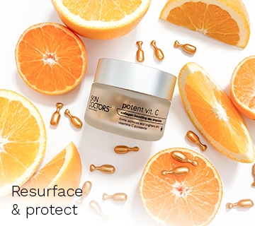 Skin Doctors Resurface & Protect