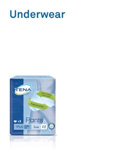 Shop Tena Underwear
