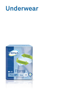 Shop Tena Underwear