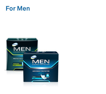 Shop Tena For Men
