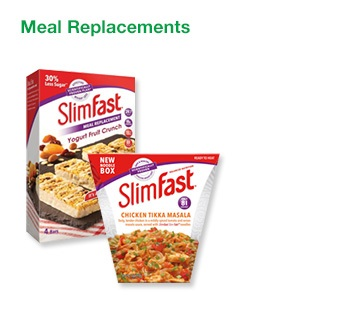 Slimming Meal Replacements