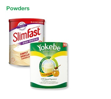 Slimming Powders