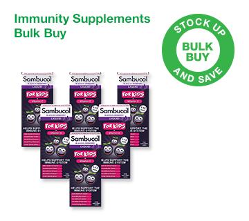 Bulk Buy Immunity Supplements