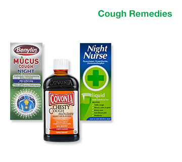 Cough Remedies