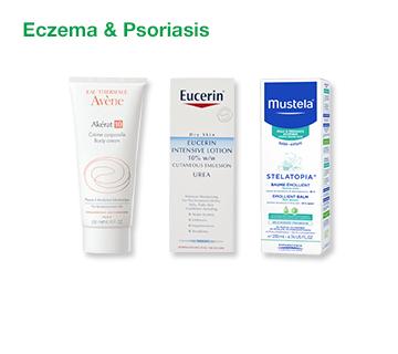 Eczema & Psoriasis