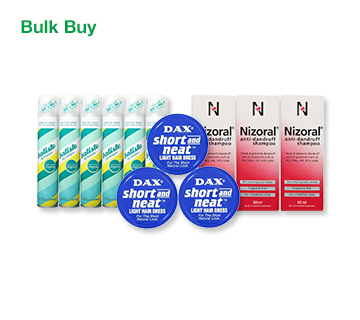 Hair Care Bulk Buy