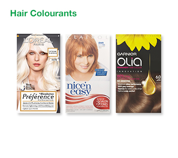 Hair Colourants