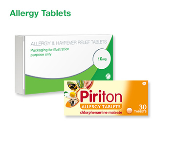Allergy Tablets