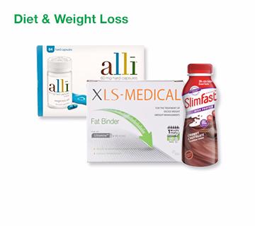 Men's Diet & Weight Loss