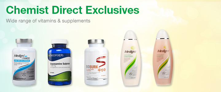 Chemist Direct Exclusives