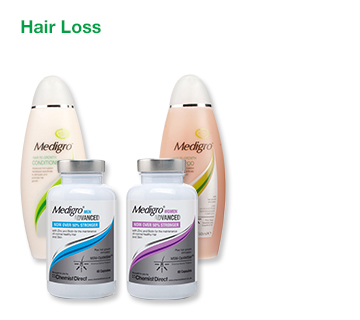 Chemist Direct Exclusive Hair Loss
