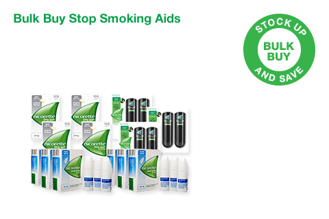Bulk Buy Stop Smoking Aids