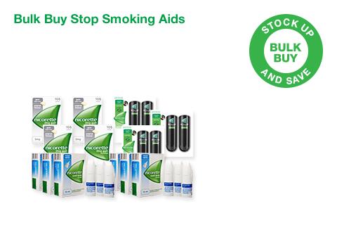 Bulk Buy Stop Smoking Aids