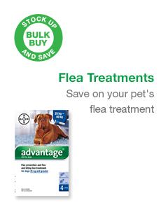 Bulk Buy Flea Treatments