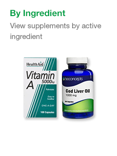 Supplements By Ingredient