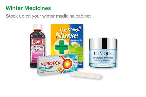 Winter Medicines