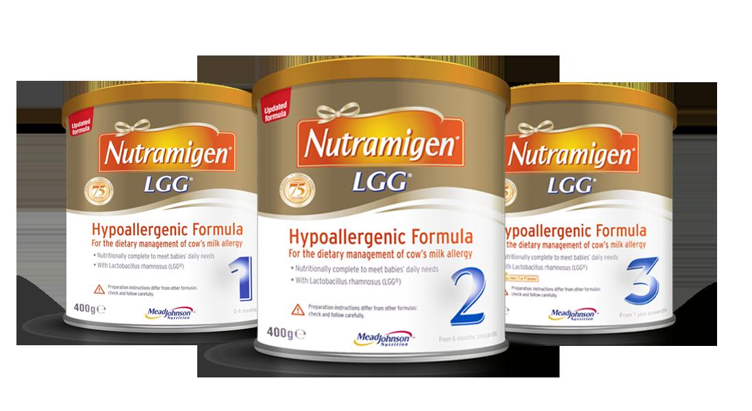Nutramigen Logo