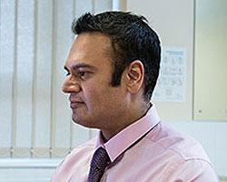 Nitin Shori - Medical Director