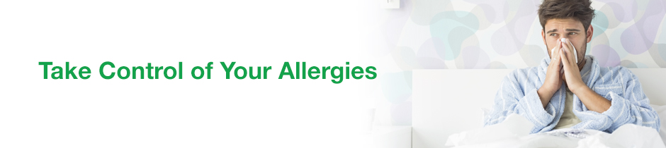 Take Control of Your Allergies