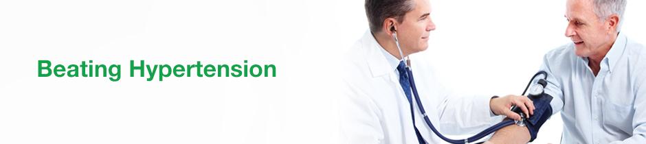 Beating Hypertension
